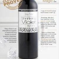 Shrinking Violet Fat Melting Magic