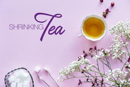Shrinking Tea - Banner