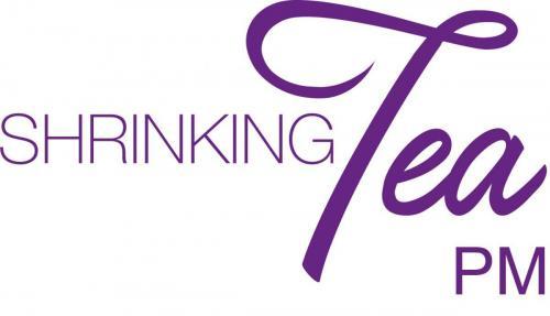 Shrinking Tea PM - Logo